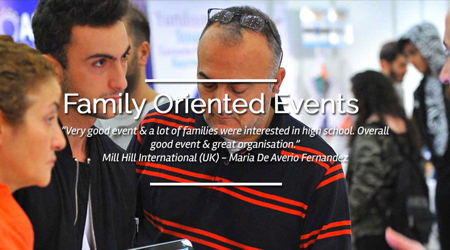 Family Orientated Events