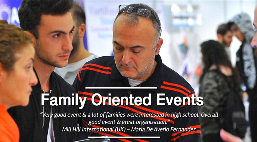 Family Oriented Events