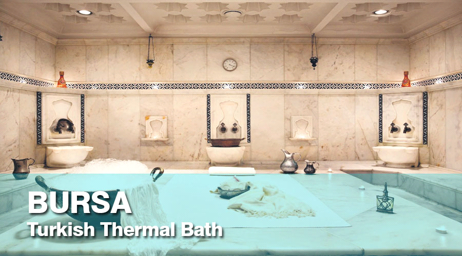 Bursa Turkish Thermal Bath