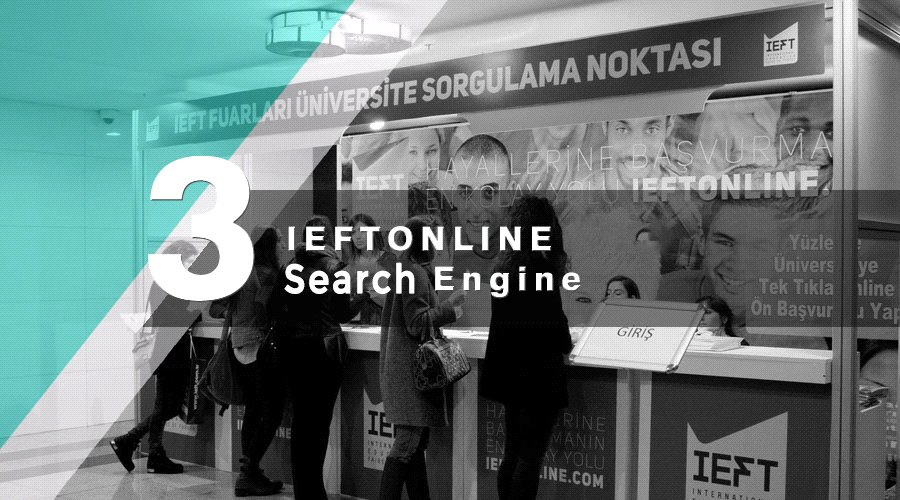 IEFTONLINE Search Engine