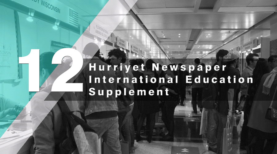 Hurriyet Newspaper International Education Supplement