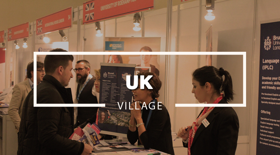 Study in the UK Village